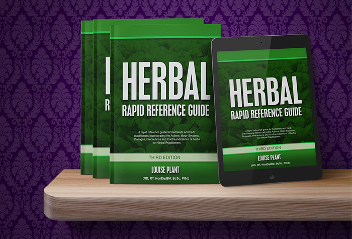Herbal Rapid Reference Guide by Louise Plant